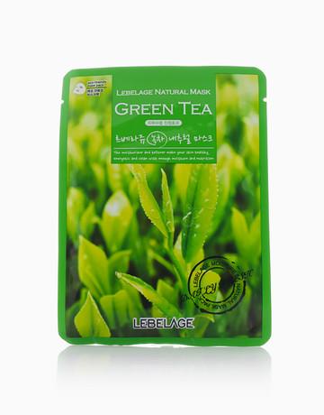 Green Tea Mask Sheet by Lebelage