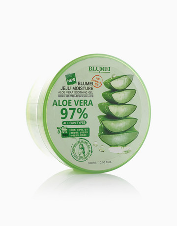 Aloe Vera Soothing Gel 97%  by Blumei
