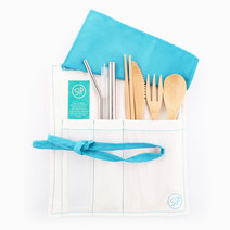 Straw and Bamboo Utensils by Sip PH