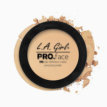 La colors pro.face pressed powder creamy neutral
