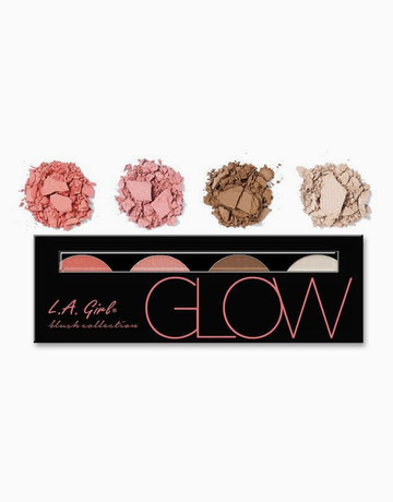 Beauty Brick Blush by L.A. Girl