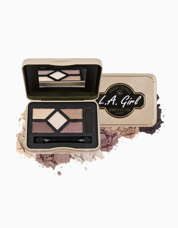 Inspiring Eyeshadow Palette by L.A. Girl