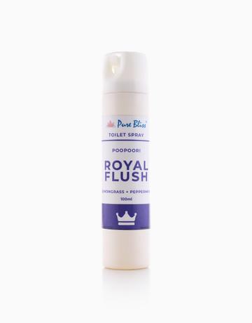 Royal Flush Poopoori Spray (Lemongrass & Peppermint) by Pure Bliss