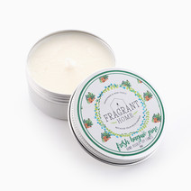 Fresh Baguio Pine Soy Candle in Tin (4oz) by Fragrant Home Candles