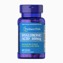 Hyaluronic Acid 100mg (60 Tablets) by Puritan's Pride