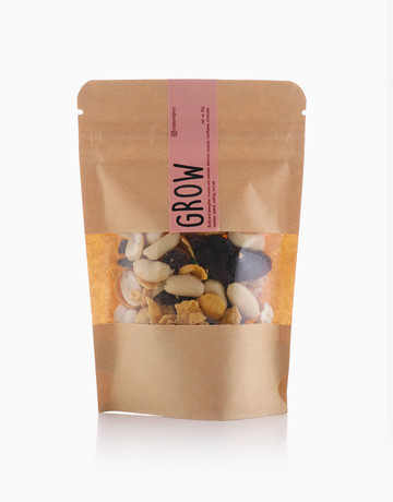 GROW Mixed Nuts and Chocolates by Nuts & Glory