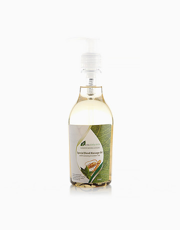 Ginseng Massage Oil by Zenutrients