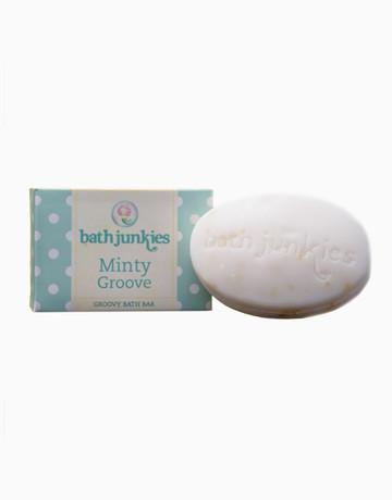 Minty Groove Groovy Bar by Bath Junkies