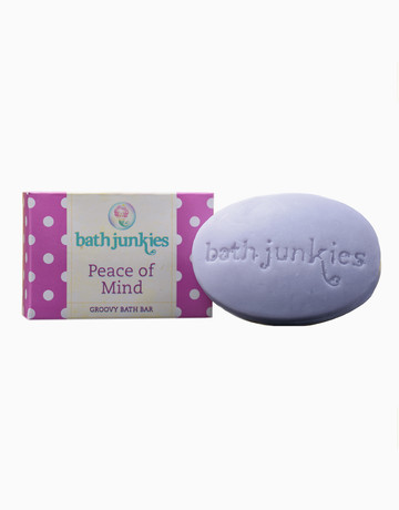 Peace of Mind Groovy Bath Bar by Bath Junkies