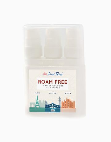 Roam Free Triplets Eau de Cologne by Pure Bliss