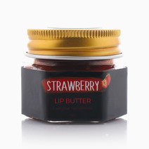 Strawberry Lip Butter by Zenutrients in