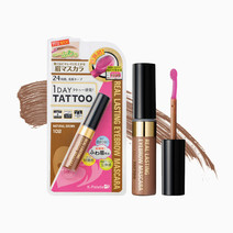 K palette lasting eyebrow mascara 102 natural brown