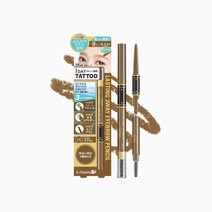K palette 3way eyebrow pencil 01 light brown