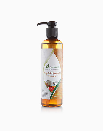 Stress Relief Massage Oil by Zenutrients