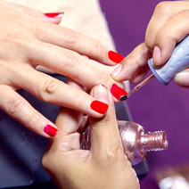 Classic Manicure & Pedicure with Ear Candling by St. Nails