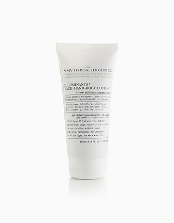 Illuminants+ Lotion by VMV Hypoallergenics