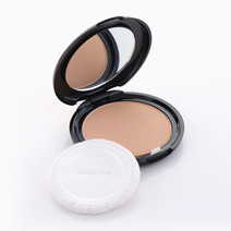Mineral Pressed Powder by Human Nature in Island Shell