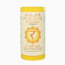 Solar Chakra Candle by Resveralife