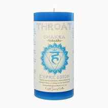 Resveralife throat chakra candle