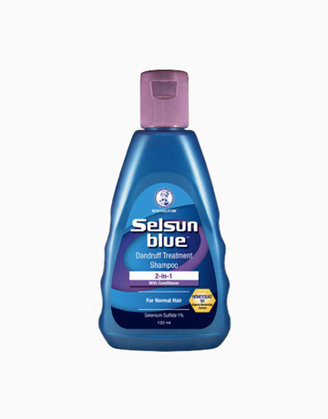 2-in-1 Anti-Dandruff Shampoo by Selsun Blue
