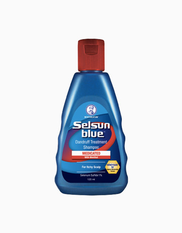 Anti-Dandruff Shampoo by Selsun Blue