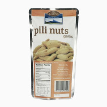Rains delicacies pili nuts (garlic)