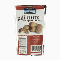 Rains delicacies pili nuts (marzipan buttons)