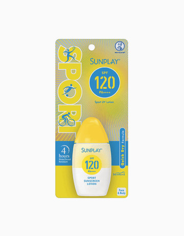 Sport Lotion SPF 120 by Sunplay