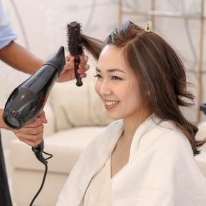 Bombshell Blow-dry + Argan Oil Treatment by Prettiserie Hair & Nail Salon