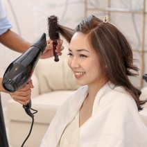 Bombshell Blow-dry + Argan Oil Treatment by Prettiserie Hair & Nail Salon