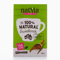 Stevia 80 Stick Pack (2g) by Natvia Organic Stevia in