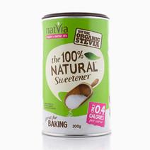 Stevia Canister (200g) by Natvia Organic Stevia