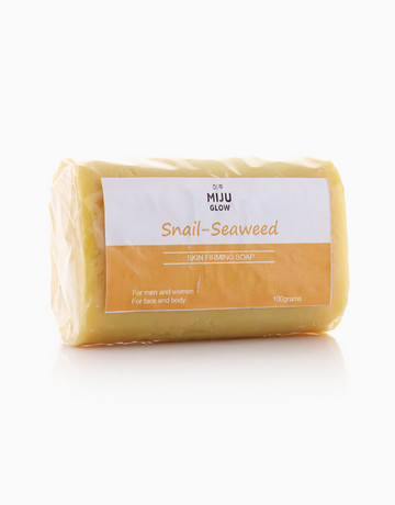 Snail Seaweed Soap by Miju Glow