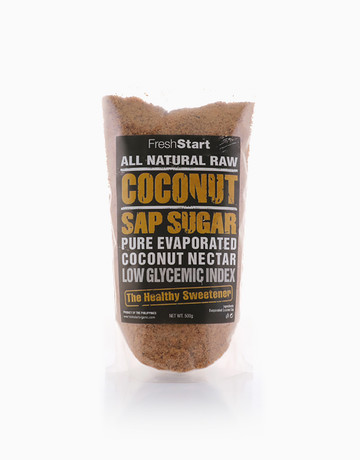 All Raw Coconut Sugar (500g) by Fresh Start Organics