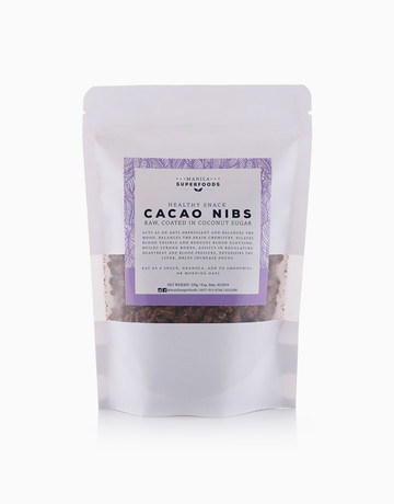 Cacao Nibs (220g) by Manila Superfoods