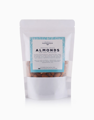 Almonds (250g) by Manila Superfoods