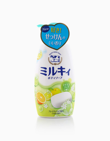 Milky Bath Soap by COW