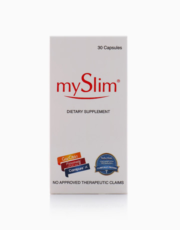 Slimming Supplement (30 Capsules) by MySlim