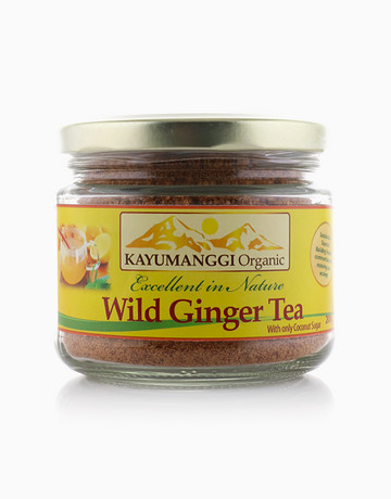 Wild Ginger Tea by Kayumanggi Organic