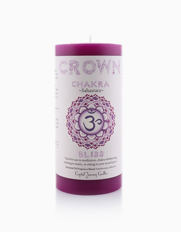 Crown Chakra Candle by Resveralife