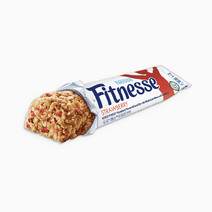 Fitnesse Strawberry Cereal Bar (23.5g) by Fitnesse