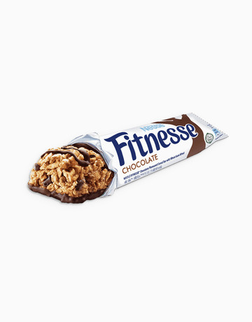 Chocolate Cereal Bar (23.5g) by Fitnesse