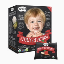 Nosh organic vegan tot munchables apple cinnamon