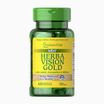 HerbaVision Gold (60 Softgels) by Puritan's Pride