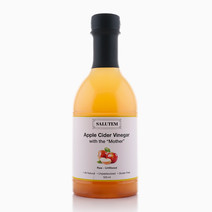 "Apple Cider Vinegar with the ""Mother"" by Salutem Apple Cider Vinegar"