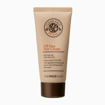 Oil Control Sun Cream by The Face Shop