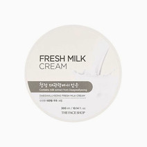 Fresh Milk Cream by The Face Shop