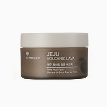Jeju Volcanic Lava Pore Mud Pack by The Face Shop in