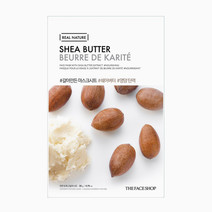 Tfs real nature mask sheet shea butter