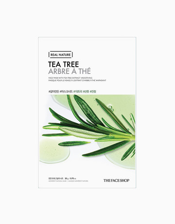 Tea Tree Face Mask by The Face Shop